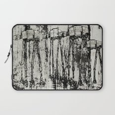 Star Wars At-At Herd by Andy Walsh Laptop Sleeve