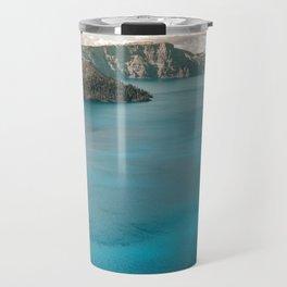 Summer At The Lake Travel Mug