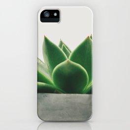 Fresh air iPhone Case
