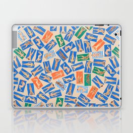 DUDE BEACH, by Frank-Joseph Laptop & iPad Skin
