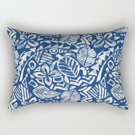 Hawaiian tribal pattern Rectangular Pillow