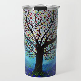 Colors of life Travel Mug
