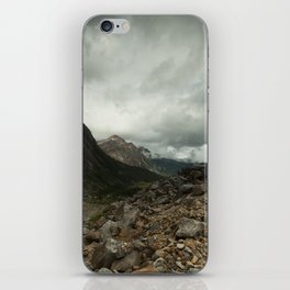 Mout Edith Cavell iPhone Skin