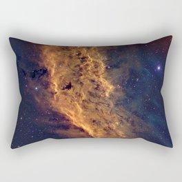 California Nebula Rectangular Pillow