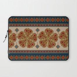 Flower pattern #0243 Laptop Sleeve