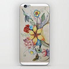 spring iPhone & iPod Skin