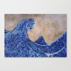 Kanagawa Canvas Print