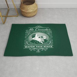 Wafer Thin Mints Rug