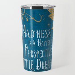 Little Dreamer - The Bone Season Travel Mug