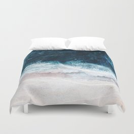 Blue Sea II Duvet Cover