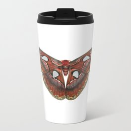 Atlas Moth Metal Travel Mug
