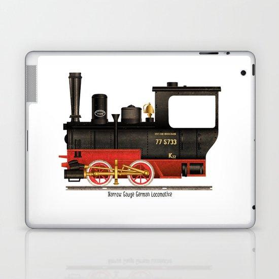 Locomotive  Laptop & iPad Skin