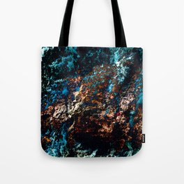 A Sudden Freeze Tote Bag