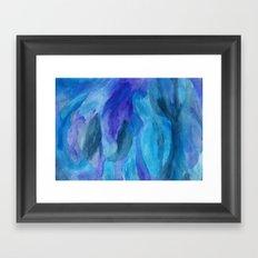 Adelaide Blues Framed Art Print