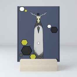 My Darling Bees Mini Art Print