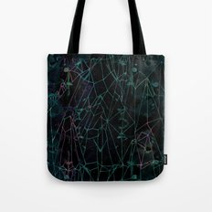 Crystal peak Tote Bag