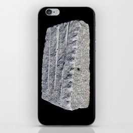 Stone 1 iPhone Skin
