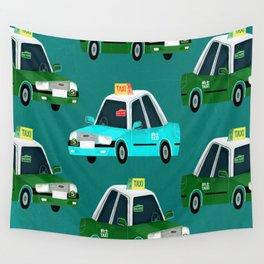 Lantau Taxi Wall Tapestry