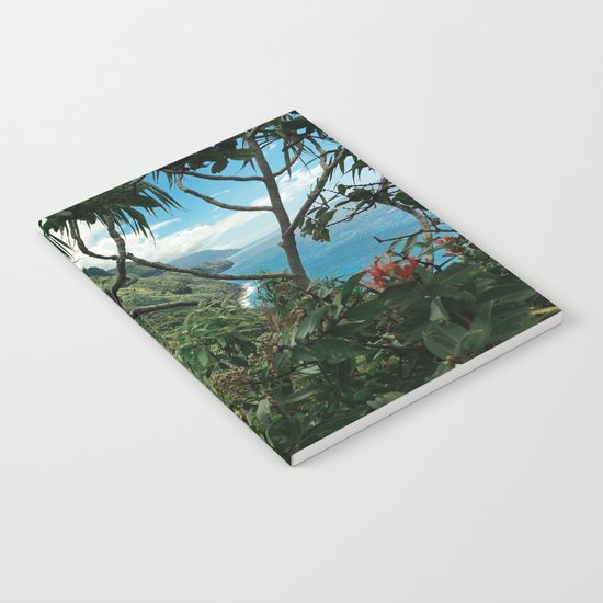 Kalalau Kauai Notebook