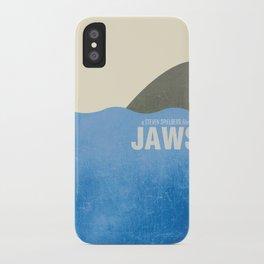 Jaws - Minimal iPhone Case