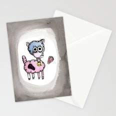 Lisa, I Thought You Loved Me Stationery Cards