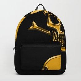 Jolly Roger Gold Backpack