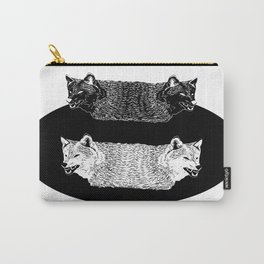 Lobas (Wolfs) Carry-All Pouch