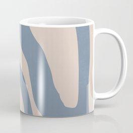 Abstract minimal dish soap home decor art, groovy, simple  Coffee Mug