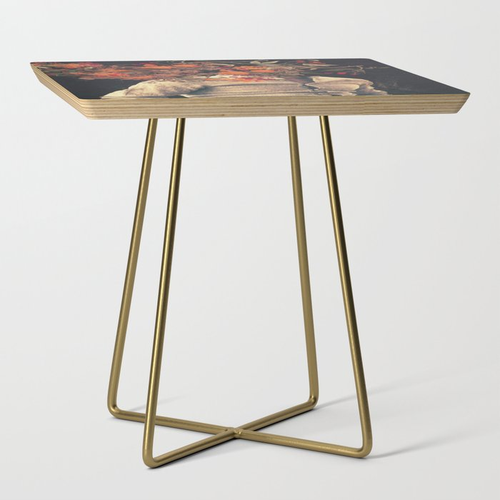 Roots Side Table