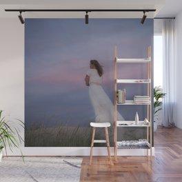 Romantic Sunset Wall Mural