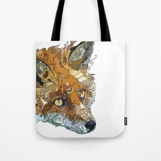 Her Complicated Nature II Tote Bag
