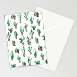 little cactus Stationery Cards