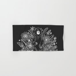 Botanical Bear Garden Hand & Bath Towel