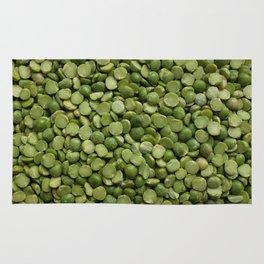 Green split peas Rug
