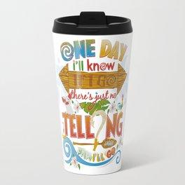 How Far I'll Go Travel Mug