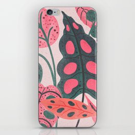 PLANTS iPhone Skin
