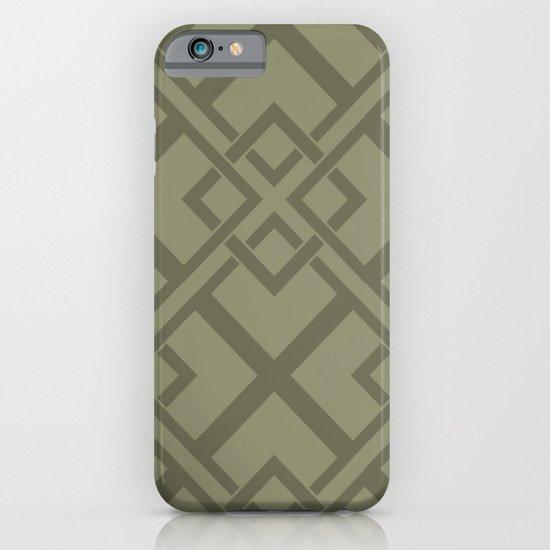 Simple Geometric iPhone & iPod Case