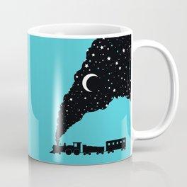 the night train Coffee Mug