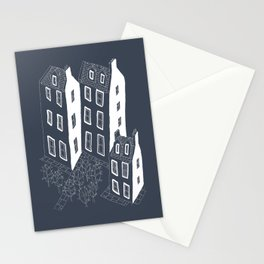 Old Town / 8 Stationery Cards