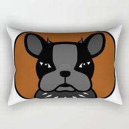 Behold, di Bleck Pentha Rectangular Pillow