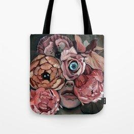Flora_ii Tote Bag
