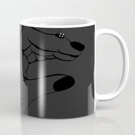 Crawling on my Skin (grey) Coffee Mug
