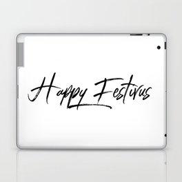 Happy Festivus! Laptop & iPad Skin