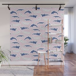 All is Whale Wall Mural