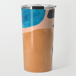 13| 190330 Abstract Shapes Painting Travel Mug