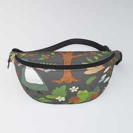 Witch Garden Fanny Pack