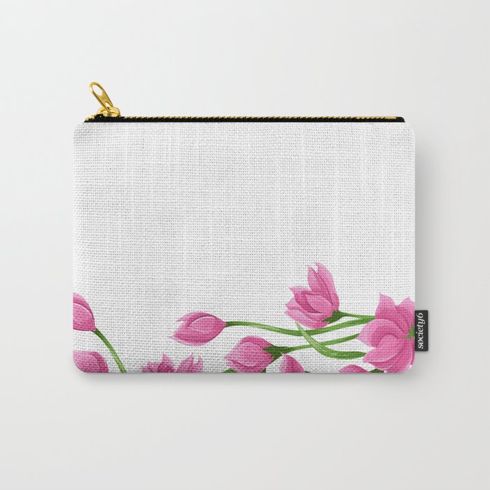 Roses crown Carry-All Pouch