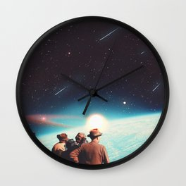 We Have Been Promised Eternity Wall Clock