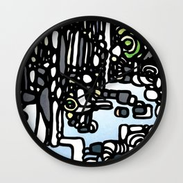 WONDER FOR ALL PEOPLES Wall Clock