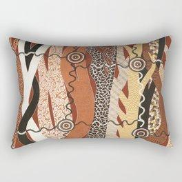 Abstract_In_Trees#18_GeoffSellman Rectangular Pillow